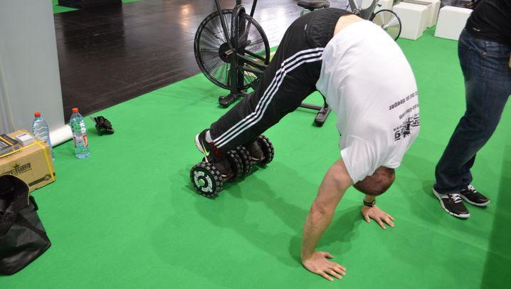 Funktionelles Training: Die Neuheiten der Fitnessmesse Fibo