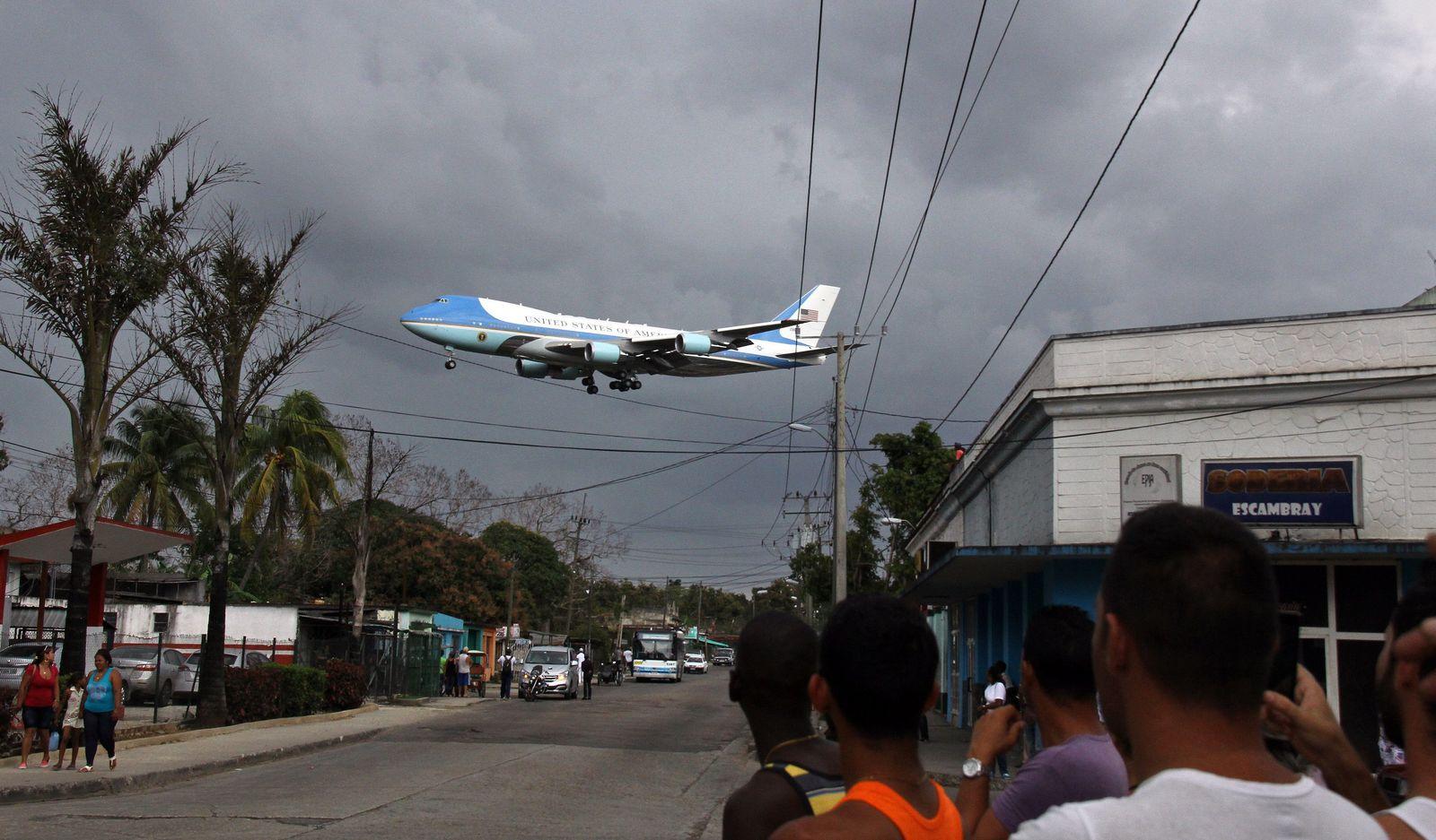 Obama in Kuba