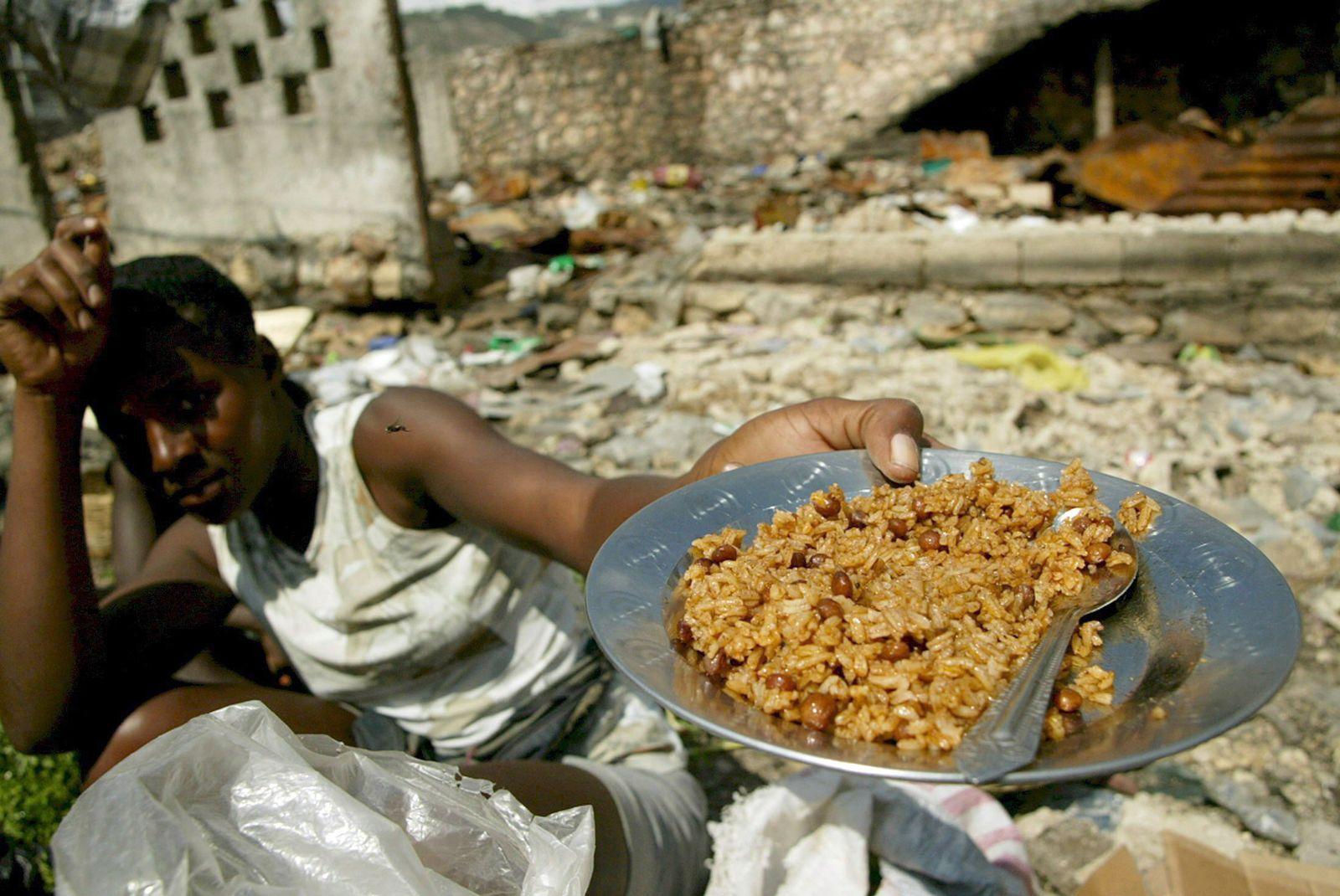 Illustration Hungerländer - Haiti