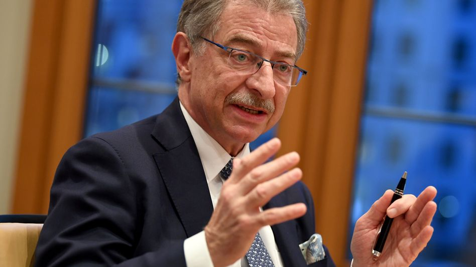 Feste druff: BDI-Präsident Dieter Kempf.