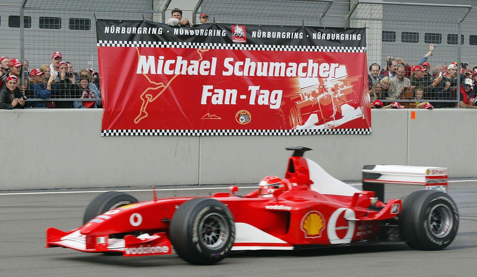 Schumacher F2002