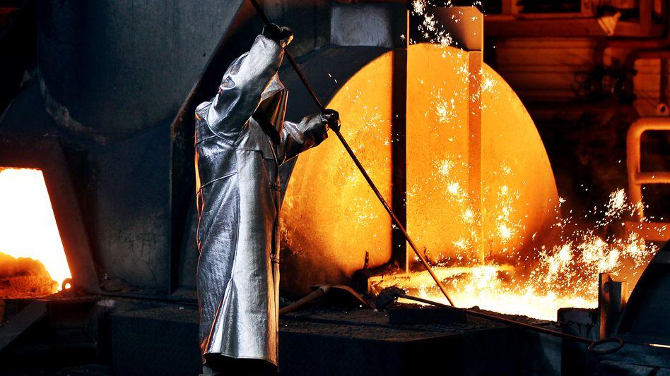 """Stahlproduktion: """"Die Vorstellung, Unternehmen könnten immerfort im selben Maße Energie einsparen wie die Energiepreise steigen, ist unrealistisch"""""""