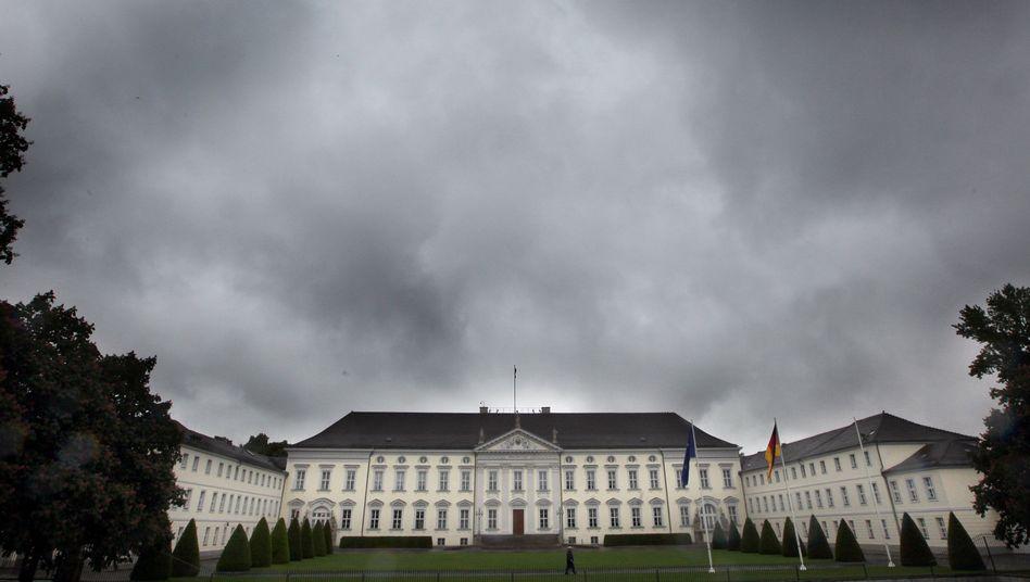 Schicke Bruchbude: Steht Schloss Bellevue vor dem Abriss?