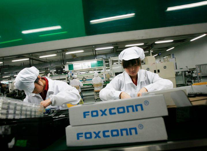 Apple-Lieferant Foxconn: Chinesische Fabrikanten oftmals noch Zulieferer