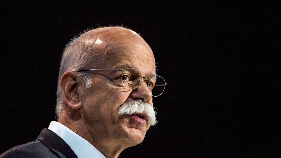 Ex-Daimler-Chef Dieter Zetsche fühlt sich schlecht beraten