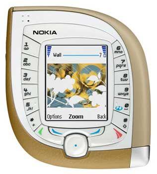 Siemens-Konkurrenz: Das Nokia 7600