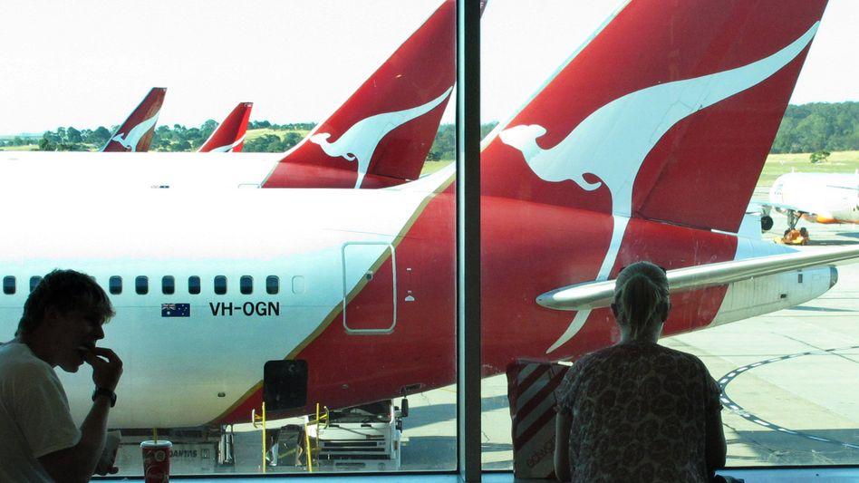 Im Zeichen des Kängurus: Qantas muss Australien verlassen, um mehr Geld zu verdienen
