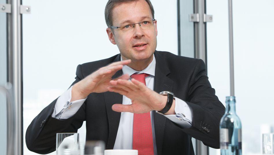 Commerzbank-Vorstand Markus Beumer