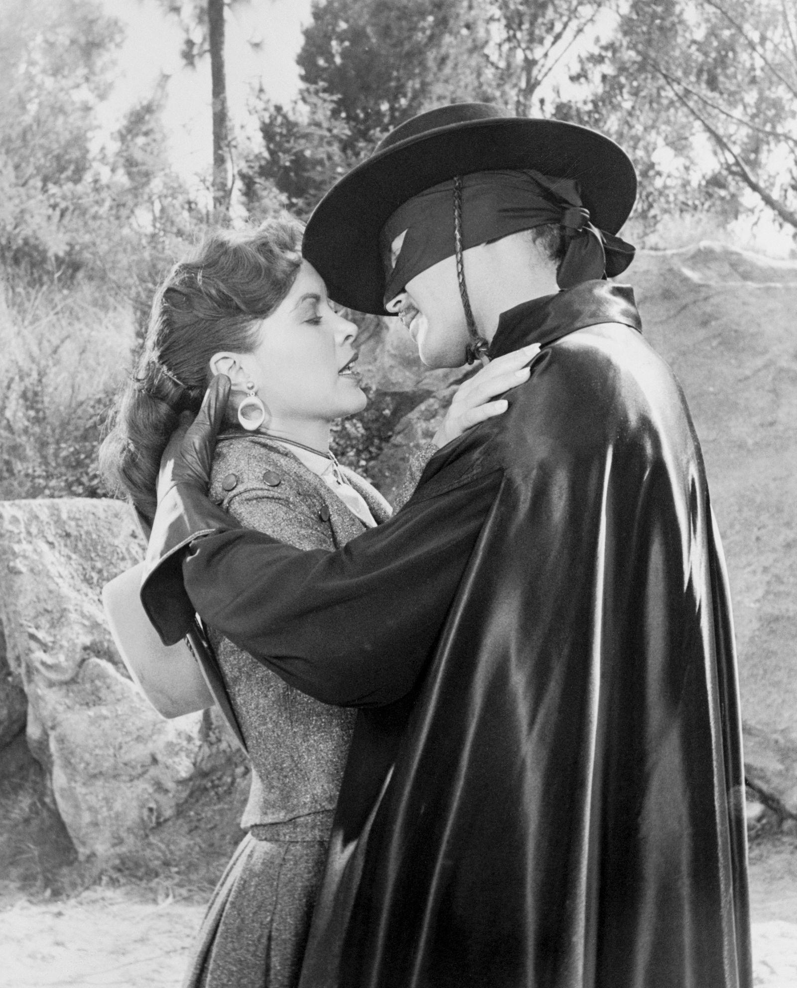 NICHT MEHR VERWENDEN! - Zorro / Kuss