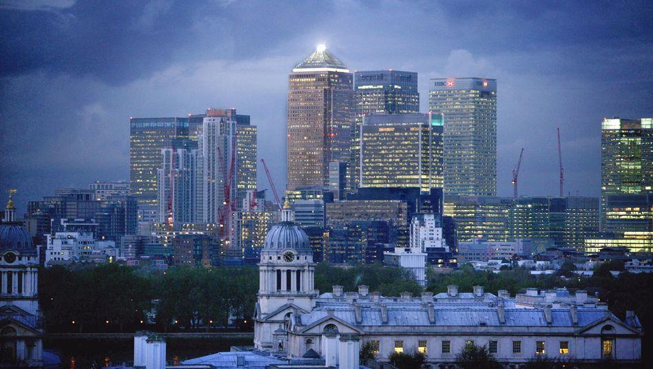 Finanzzentrum London: BIZ warnt vor begrenzten Rettungsmöglichkeiten in der nächsten Krise