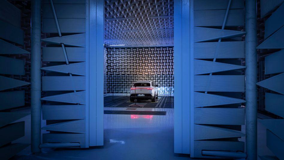 Elektrischer Traum: Der Mercedes EQC 400 ist das erste reine E-SUV von Daimler. Nur fehlen ausreichend Batterien.