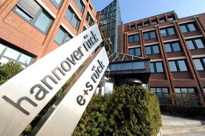 Aufsteigend: Die Hannover Rück kann im zweiten Quartal auch operativ kräftig zulegen