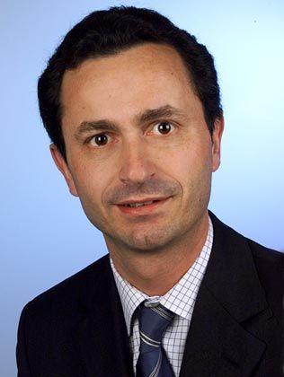 Abgängig: Opel-Finanzchef Molinari