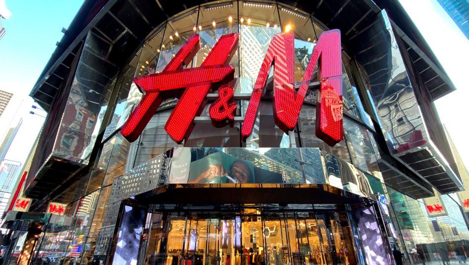 H&M-Filiale in New York