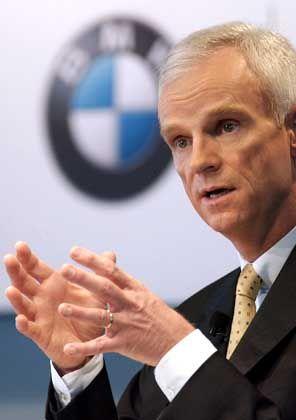 """BMW-Chef Panke: """"Wir können nur Premium"""""""