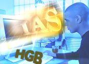 Ab 2005 Pflicht: Schon bald sollen die IAS das altehrwürdige HGB verdrängen