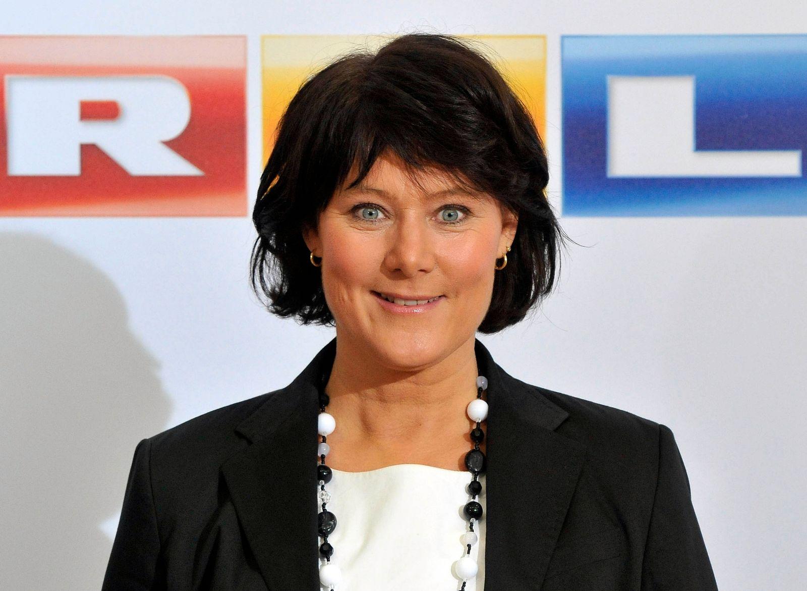 RTL Chefin Anke Schäferkordt