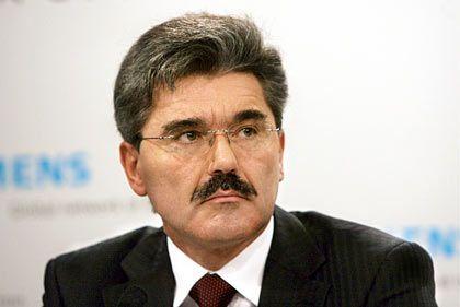 Finanzvorstand Kaeser: Siemens wies die von zwei Ex-Managern einzeln erhobenen Vorwürfe zurück
