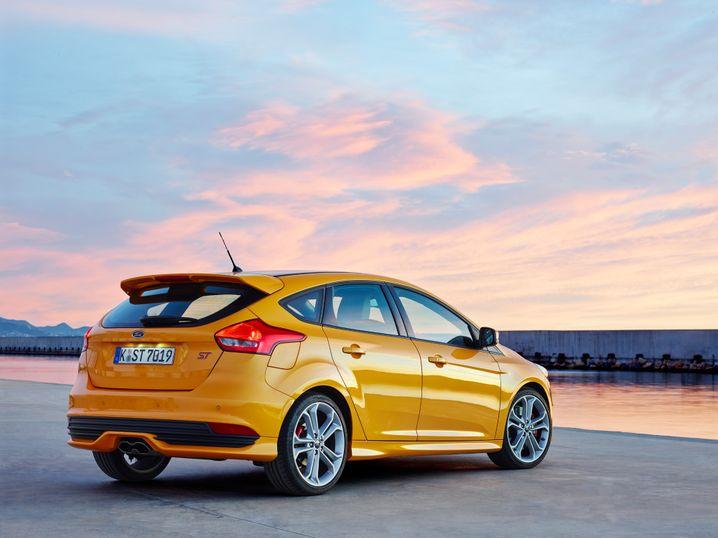 Ford Focus: Das umfangreiche Facelift poliert die Verkaufszahlen des Golf-Gegenspieler auf