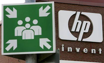 Hewlett-Packard: Erneuerungen in der Führungsebene