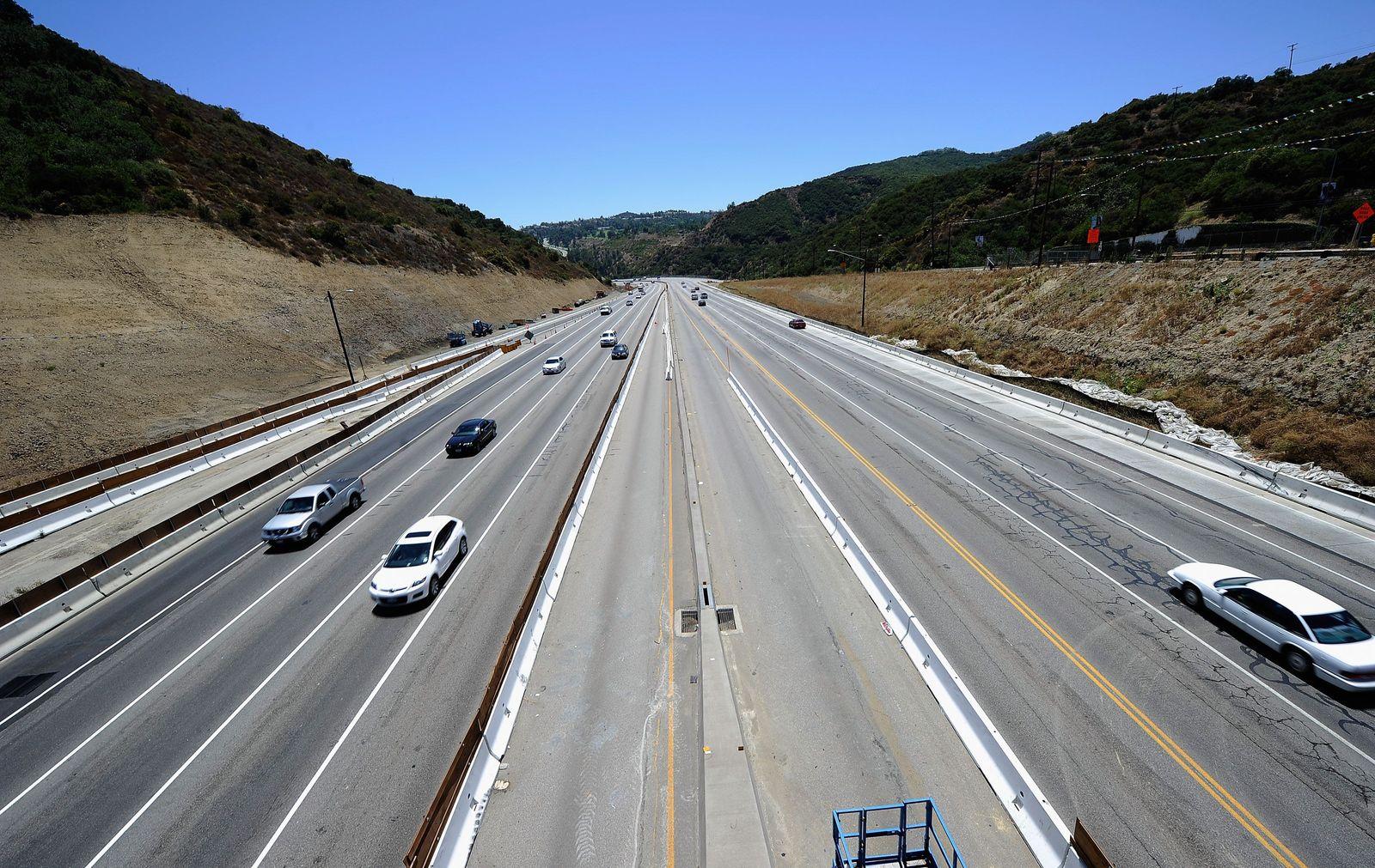 US-Autobahn