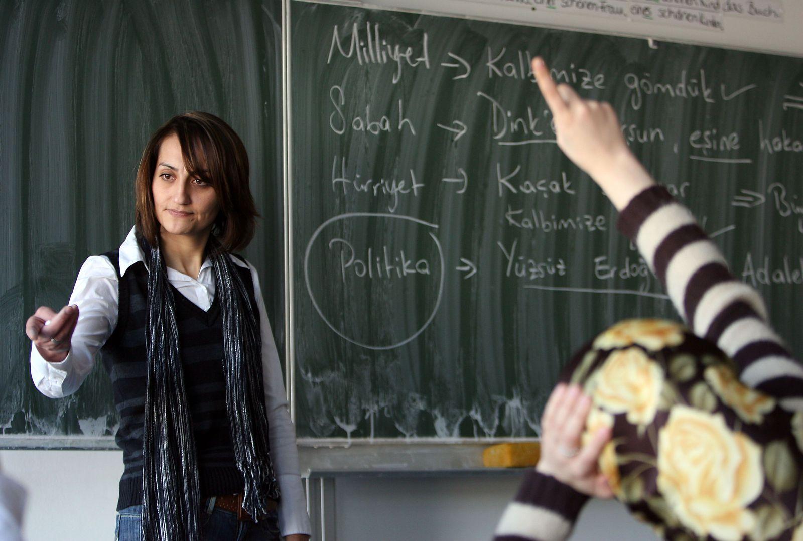 Migranten als Lehrer in Deutschland