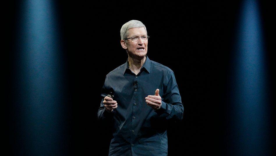 Apple-ChefTim Cook: Die Vorbereitungen für den Start der iWatch laufen auf Hochtouren