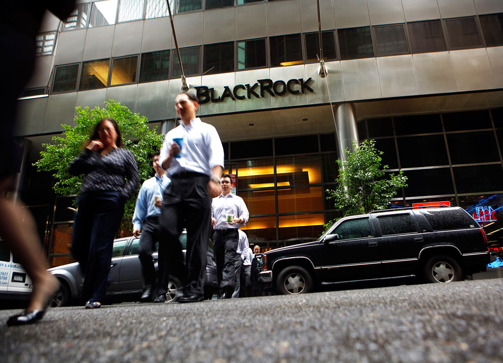 BlackRock / Zentrale / New York