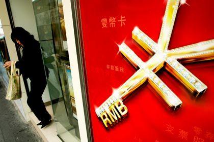 Werkzeug des Erfolgs: Der schwache Yuan verhilft China zu seinen märchenhaften Exporterfolgen