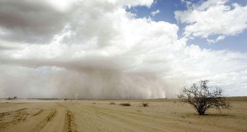 Dürre der Weltwirtschaft: Regen ist nicht in Sicht