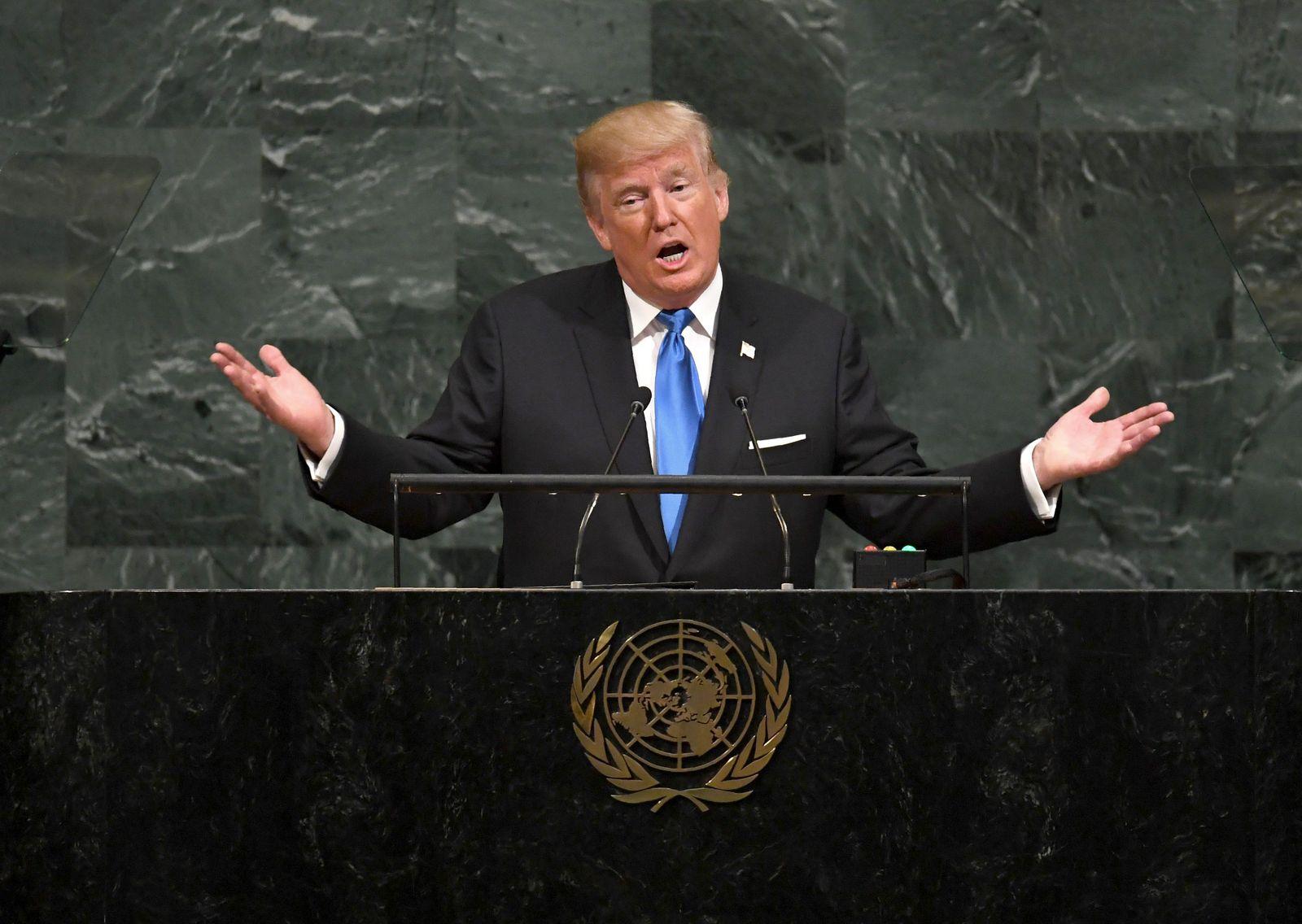 UNO/ Trump