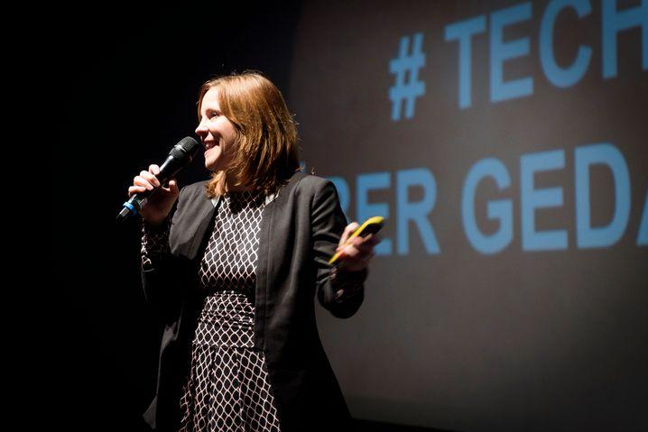 Google-Managerin Sarah Fix-Bähre zieht ins Aufsichtsgremium der Schwarz-Gruppe ein.