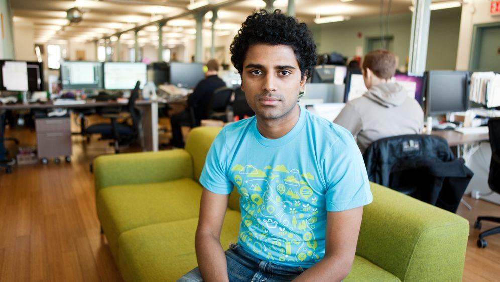 Hier liegt die Zukunft: Facebook, Foursquare, Twitter & Co.