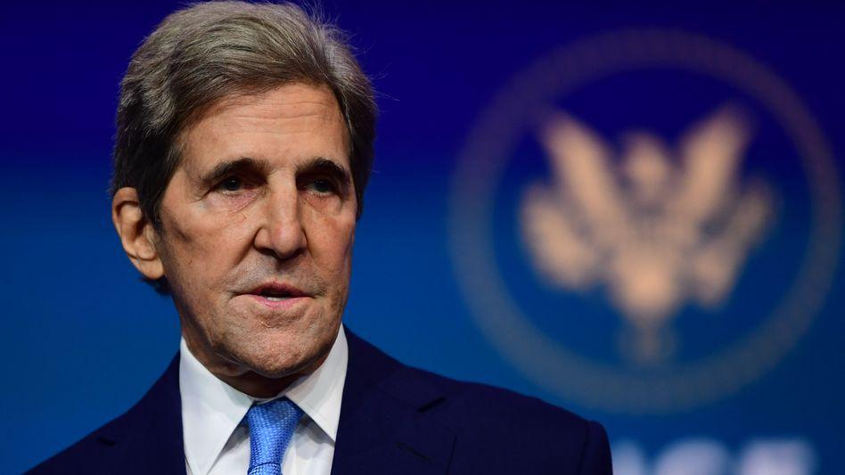 John Kerry, Ex-Außenminister der USA