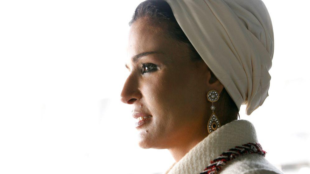 Scheicha Musa: Die mächtigste Frau der Golf-Region