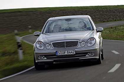 Mercedes-Benz E-Klasse 4Matic: Allradantrieb nun auch in Kombination mit Dieselmotoren