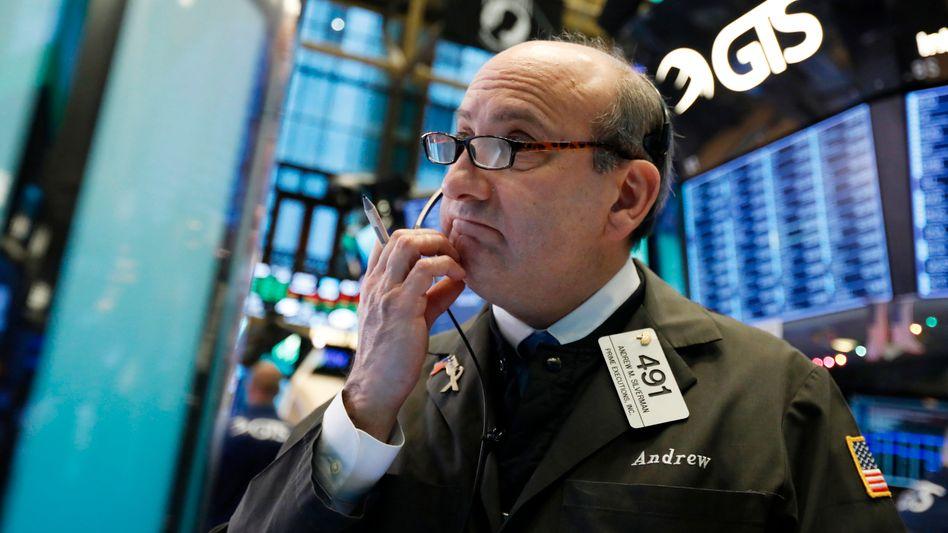 Trader in New York: Experten prophezeien heißen Börsenherbst