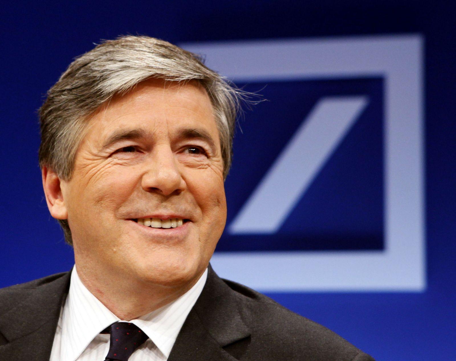 Deutsche Bank / Josef Ackermann