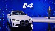 BMW zieht an Mercedes vorbei