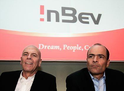 Im Konsumgütermarkt zu Hause: Peter Harf (l.) ist auch Chairman von InBev, dem nach der Übernahme von Anheuser-Busch größten Bierkonzern der Welt