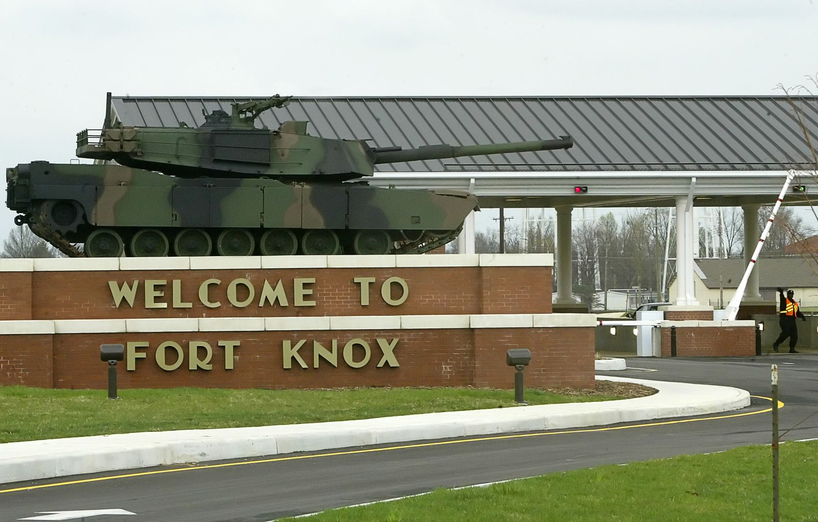 Fort Knox / Goldreserven