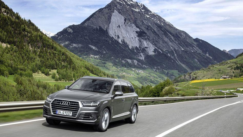 Audi Q7: US-Fahrer können Wagen mit 3,0-Liter-Dieselmotor zurückgeben