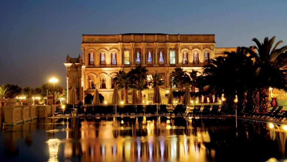 Sultanische Freuden: Istanbuls Palasthotels