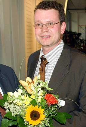 Erfolgreicher Autor: Stefan Willeke erhielt für seine Wellensiek-Reportage den renommierten Egon-Erwin-Kisch-Preis