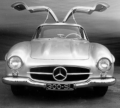 Mercedes-Benz 300 SL: Edel-Oldtimer für die Mille Miglia