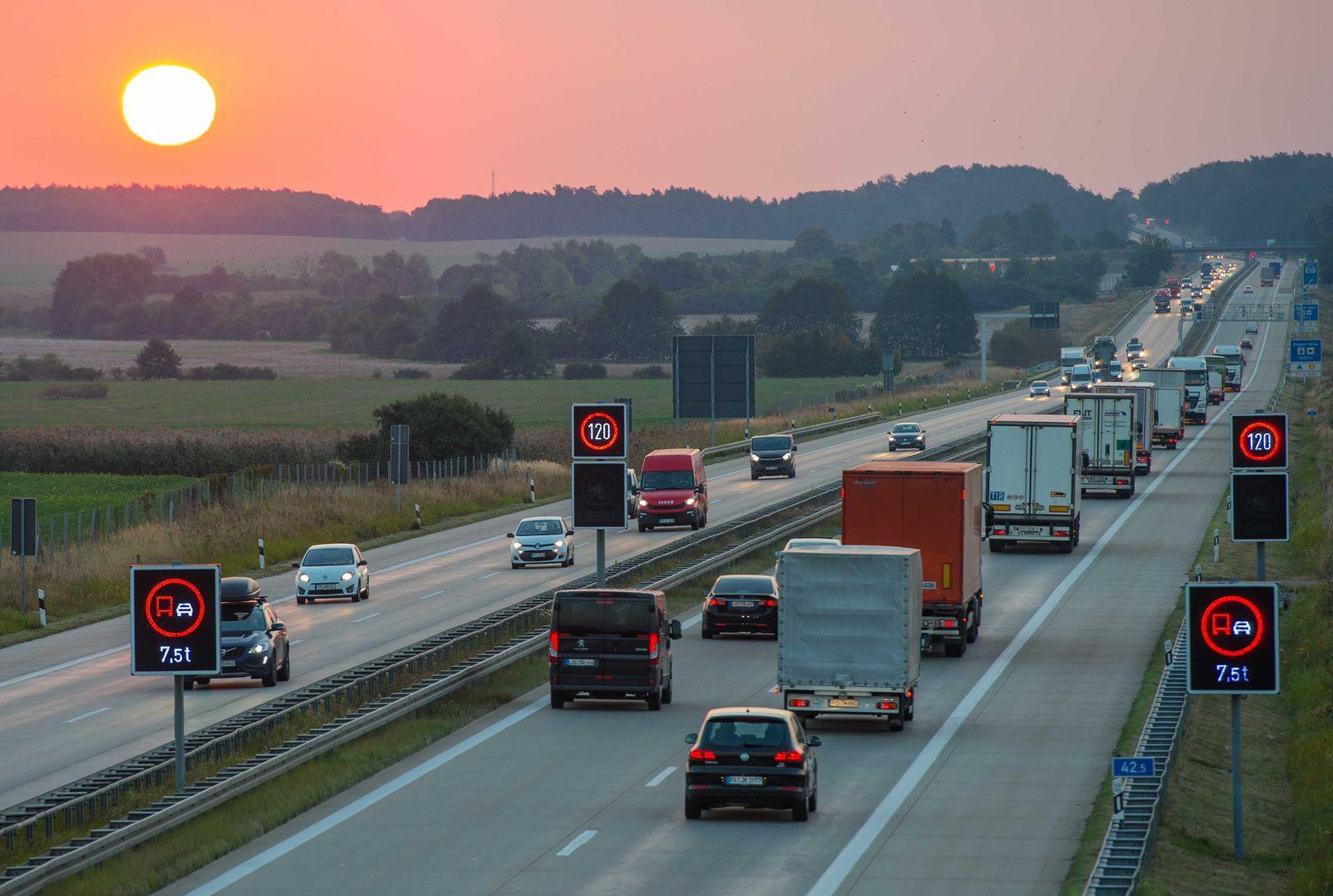 Autobahn Privatiseirung