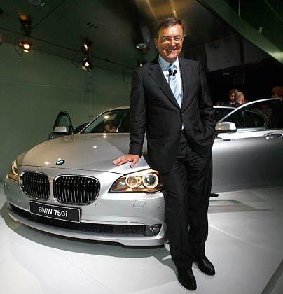 """""""Size matters"""": BMW-Chef Reithofer benötigt Kopperationspartner"""
