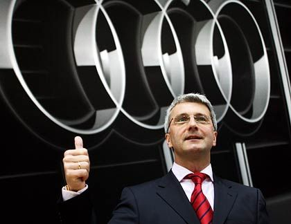 Entscheidungsträger mit vier Ringen: Audi-Chef Stadler will BMW und Mercedes überholen