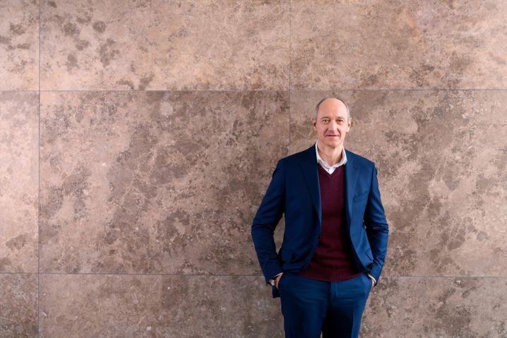 Braucht eine Lösung für die wertvollste Konzernsparte: Roland Busch, künftiger CEO.