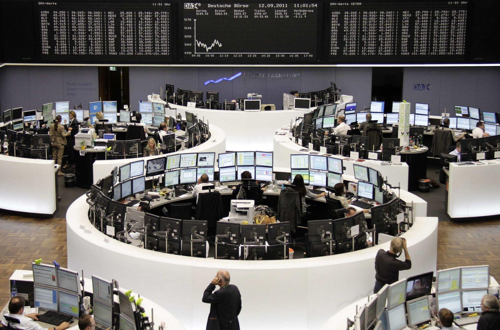 Frankfurter Börse XXL